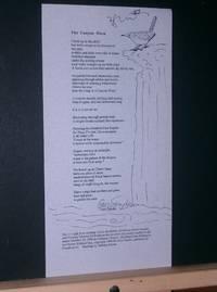 The Canyon Wren (Signed Broadside)