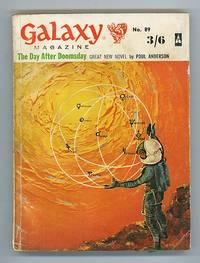 Galaxy Magazine No. 89 December 1961 Vol 20 No.2