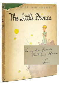 The Little Prince ... Translated from the French by Katherine Woods