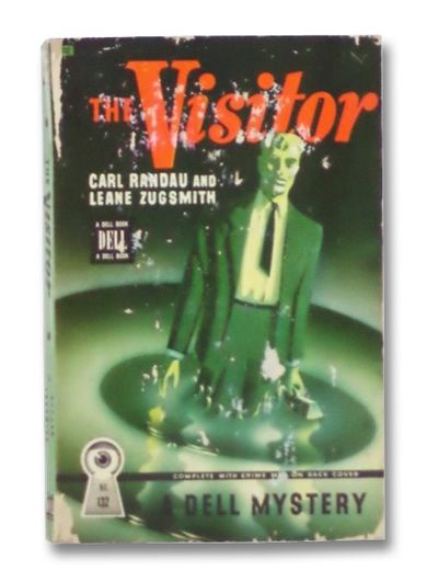 Dell, 1944. Mass Market Paperback. Good. Wrappers rubbed. 1944 Mass Market Paperback. An ex-detectiv...
