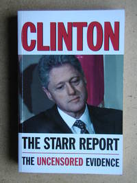 image of Clinton: The Starr Report.