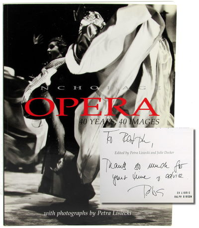 Anchorage: Anchorage Opera, 2002. Paperback. Very good. Page edges slightly tanned, else very good i...