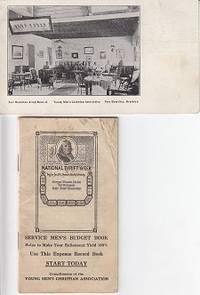 Service Men's Budget Book & Postcard