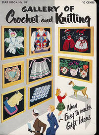 Gallery of Crochet and Knitting, Star Book No. 89