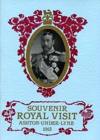 image of Souvenir Royal Visit Ashton-under-Lyne 1913