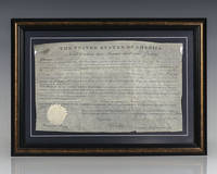 Andrew Jackson Autograph Document Signed.