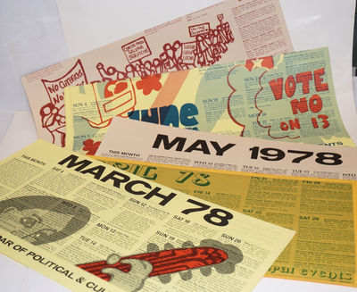 Oakland: Inkworks Press, 1978. Twenty-three issues of the monthly publication spanning the period fr...