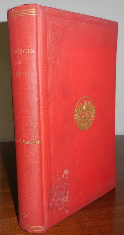 San Francisco: The Bancroft Company, 1893. Second edition. Cloth. Very Good. Second edition presumed...