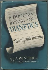 image of A Doctor's Report on Dianetics