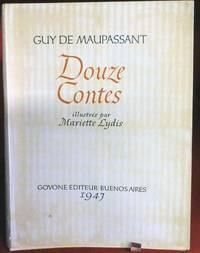 Douze Contes by Guy De Maupassant