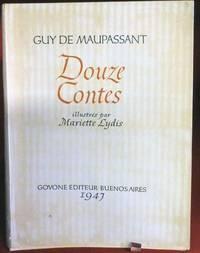Douze Contes by Guy De Maupassant
