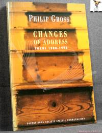 image of Changes of Address: Poems 1980-1998