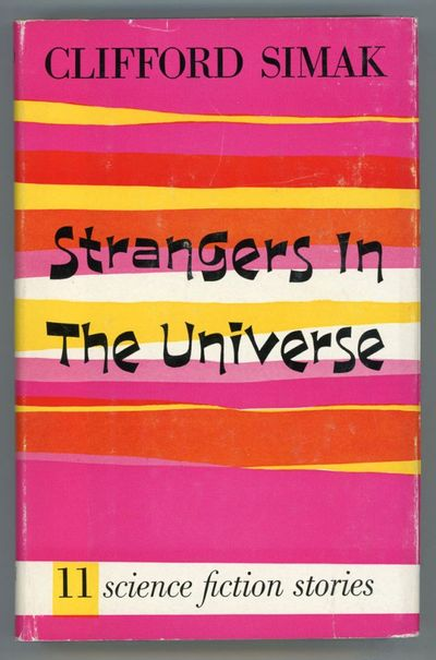 New York: Simon and Schuster, 1956. Octavo, boards. First edition. Collects eleven stories. A fine c...