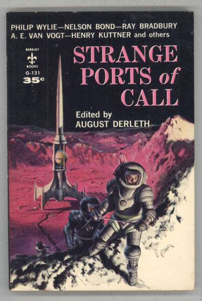 New York: Berkley Publishing Group., 1958. Small octavo, pictorial wrappers. First paperback edition...