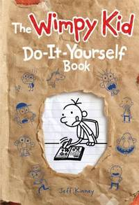 image of The Wimpy Kid Do-It-Yourself Book (revised and expanded edition) (Diary of a Wimpy Kid)