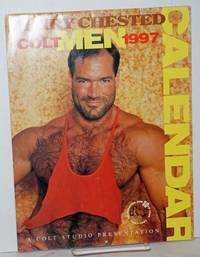image of Hairy Chested Men! 1997 Colt calendar a Colt Studio presentation