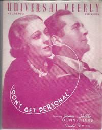 image of Universal weekly magazine: vol.38, no.2: 1936 Feb. 8