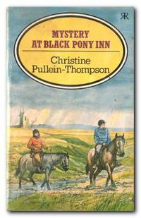 image of Mystery At Black Pony Inn