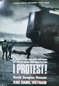image of I Protest!  Text and Photographs