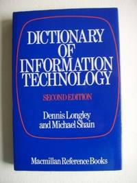 image of Dictionary of Information Technology