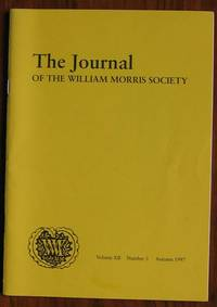 The Journal of the William Morris Society Volume XII Number 3 Autumn 1997