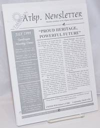 ATBP newsletter: monthly newsletter of the Filipino Task Force on AIDS, July 1999; Proud Heritage, Powerful Future