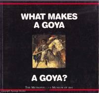 What Makes a Goya a Goya?