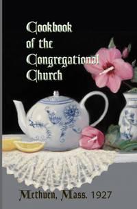 Cookbook of the Congregational Church, Methuen, Mass. 1927