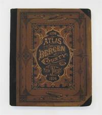 Atlas of Bergen County New Jersey, 1776-1876