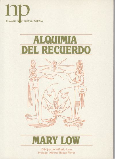 Madrid: Editorial Playor. 1986. First Edition; First Printing. Softcover. Fine copy. Mary Low Machad...