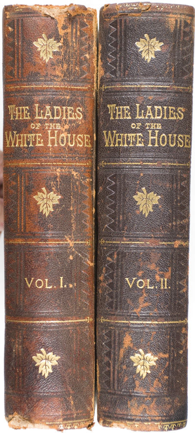 New York: Funk & Wagnalls, 1886. Hardcover. g. 2 volumes. 8vo. 611pp. 633pp. Three-quarter gilt-line...