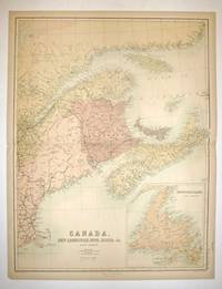 Canada, New Brunswick, Nova Scotia, &C. East Sheet