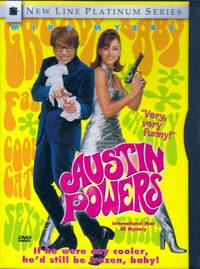 Austin Powers: International Man of Mystery [DVD]