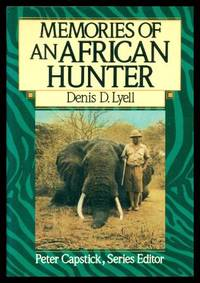 image of MEMORIES OF AN AFRICAN HUNTER