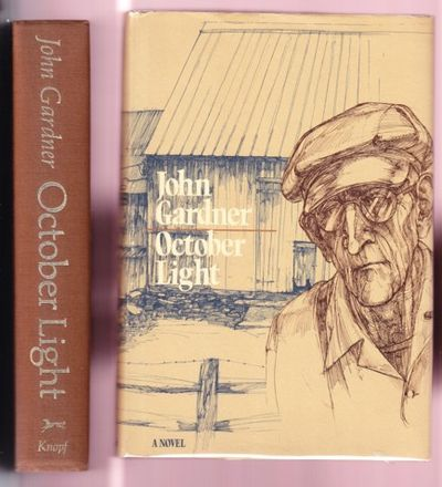 NY: Knopf, 1976. First edition, first prnt. Full cloth with spine lettering, maroon topstain. Inscri...