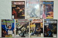 Marvel Destroyer 1, 2, 3, 4, 5, 6, 7 Adventures of Remo & Chun; action graphic novels