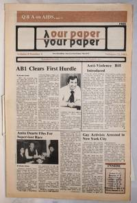 image of Our Paper, Your Paper; the gay family paper of the Santa Clara Valley; vol. 2, #4, February 23, 1983