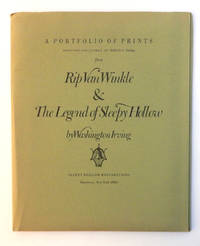 A Portfolio of Prints Designed and Etched by Felix O.C. Darley from Rip Van Winkle and The Legend of Sleepy Hollow by Washington Irving