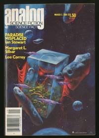 image of Analog: Science Fiction Science Fact: Vol. CI, No. 3, March 2, 1981