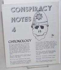Conspiracy Notes 4
