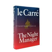 The Night Manager Signed and Dated John le Carré