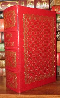 image of WAR AND PEACE Easton Press