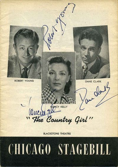Chicago, IL: Blackstone Theatre, 1952. Book. Very good condition. Paperback. Signed by Author(s). Fi...