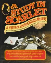 A Study in Scarlet - A Sherlock Holmes Murder Mystery [Based on the Story by Sir Arthur Conan Doyle]