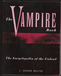 image of The Vampire Book the Encyclopedia of the Undead