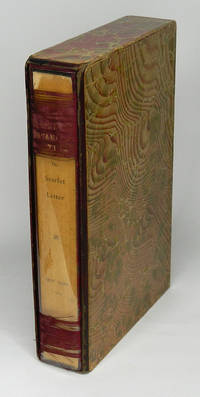 image of THE SCARLET LETTER: A Romance Literally Reprinted from the First Edition, with Fifteen Original Colored Illustrations by A. Robaudi and C. Graham