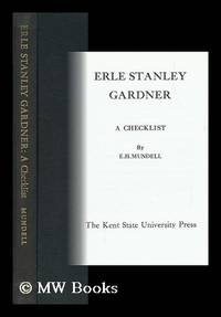 image of Erle Stanley Gardner: a Checklist, by E. H. Mundell
