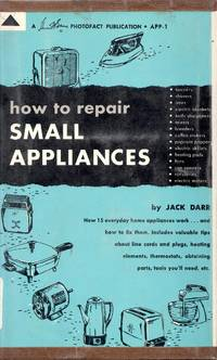 How To Repair Small Appliances