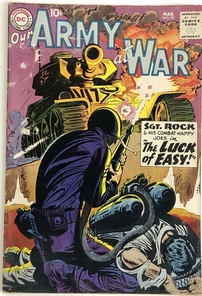 New York: D.C. (National Comics Publications), 1960. Softcover. FN; creasing/wrinkling to cover; min...