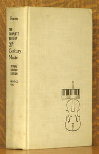 THE COMPLETE BOOK OF 20TH CENTURY MUSIC